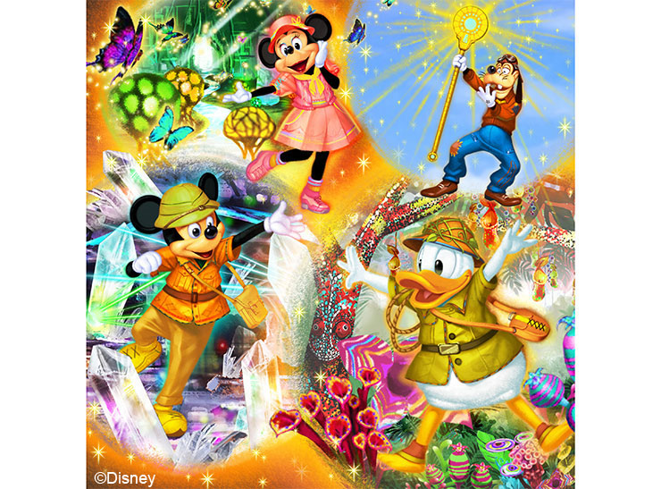 【2019年夏ディズニー】ショーは全公演抽選!抽選当たるの?外れたら夏ディズニーどう楽しむ?